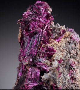Erythrite RARE Intensive Colour Lustous Crystals Morocco AB420 | eBay-2